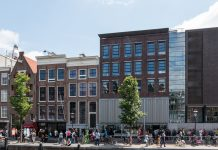 "Dietmar Rabich / Wikimedia Commons / ""Amsterdam (NL), Anne-Frank-Huis -- 2015 -- 7185"" / CC BY-SA 4.0"
